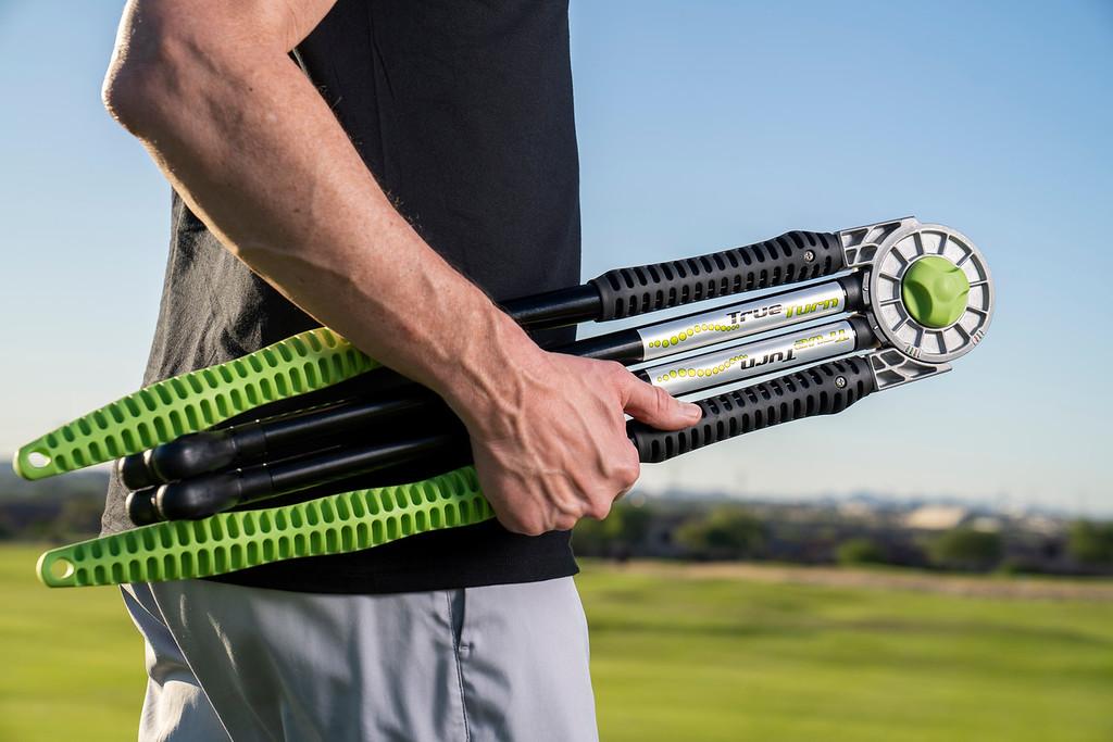 improve my golf swing - TrueTurn