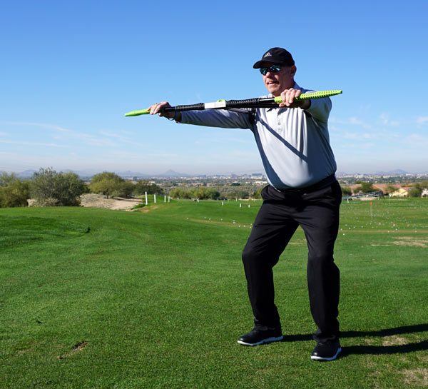 Improve Your Golf Swing | Thoracic Spine Stretches | TrueTurn