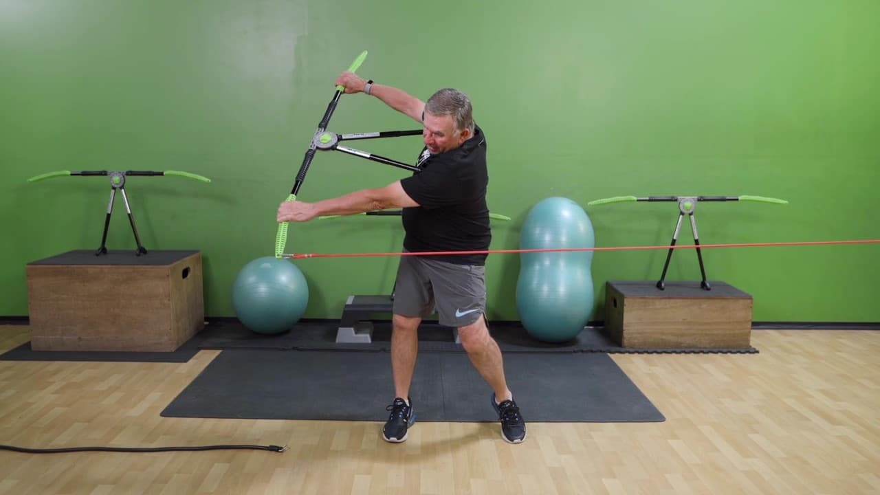 Gaining speed and power with TrueTurn and Peter Kostis