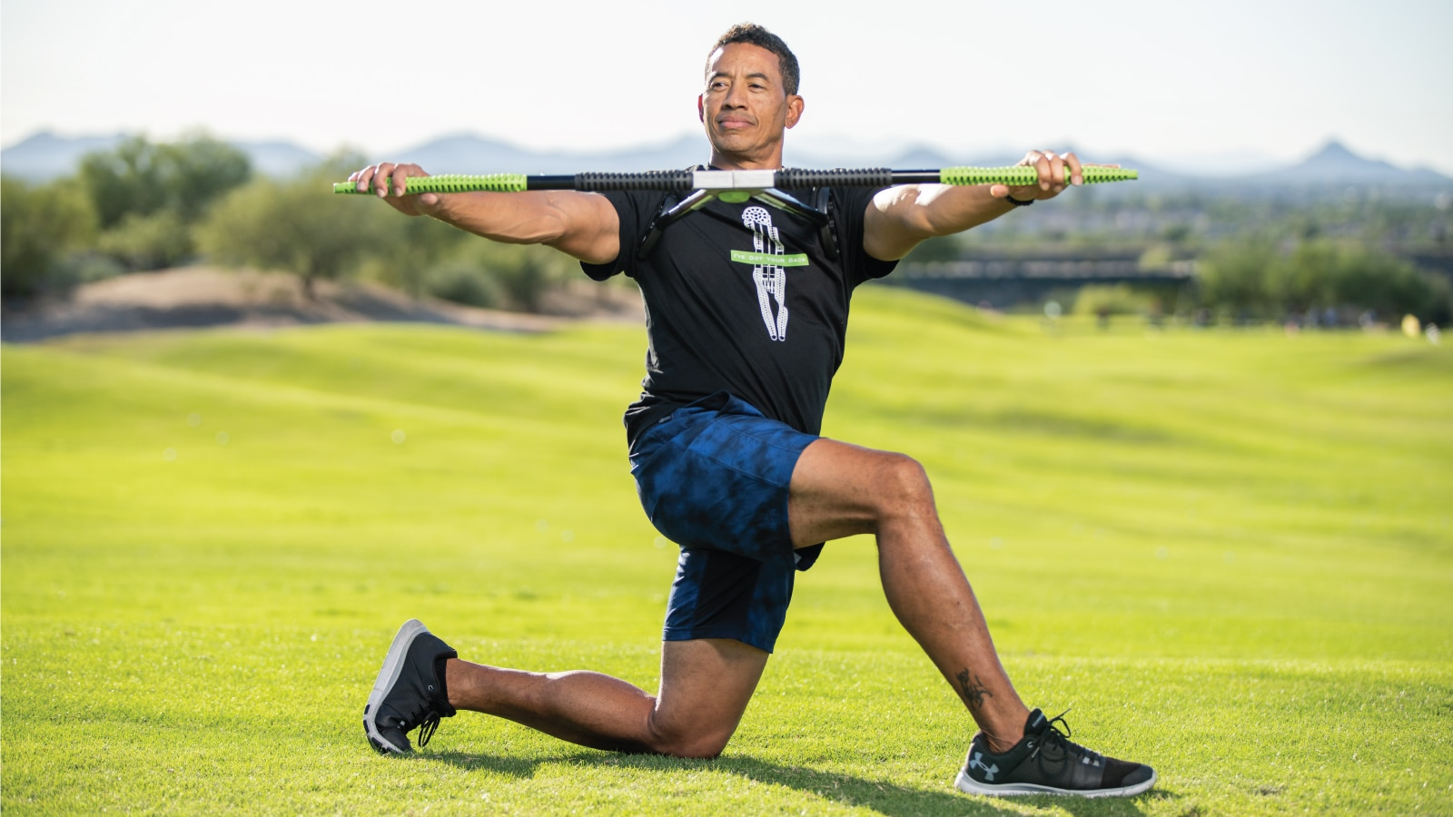 TrueTurnPro is a new way of rotational training.